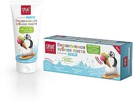"Fragrances, Perfumes, Cosmetics Kids Toothpaste ""Fruit Ice Cream"", 2-6 years - SPLAT Kids"