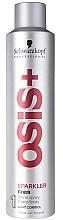 Fragrances, Perfumes, Cosmetics Shine Hair Spray - Schwarzkopf Professional Osis+ Sparkler Shine Spray