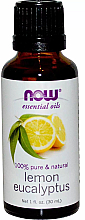 Fragrances, Perfumes, Cosmetics Lemon & Eucalyptus Essential Oil - Now Foods Essential Oils 100% Pure Lemon Eucalyptus
