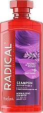 Fragrances, Perfumes, Cosmetics Oily Hair Shampoo - Farmona Radical Normalising Shampoo For Oily Hair