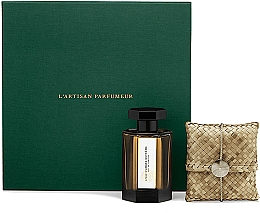Fragrances, Perfumes, Cosmetics L`Artisan Parfumeur L'Eau D'Ambre Extreme - Set (edp/100ml + diffuser)