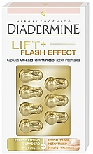 Fragrances, Perfumes, Cosmetics Capsules for Face - Diadermine Lift+ Flash Effect Capsules