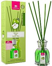 "Fragrances, Perfumes, Cosmetics Reed Diffuser ""Apple"" - Cristalinas Reed Diffuser"