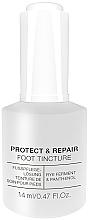 Fragrances, Perfumes, Cosmetics Antibacterial Foot Tincture - Alessandro International Spa Protect & Repair Foot Tincture