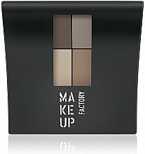 Fragrances, Perfumes, Cosmetics Matte Eyeshadow - Make Up Factory Mat Eye Colors