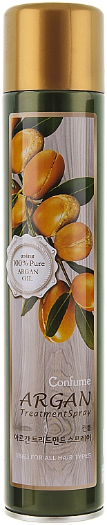Argan Oil Hair Spray - Welcos Confume Argan Treatment Spray