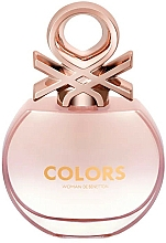 Fragrances, Perfumes, Cosmetics Benetton Colors De Benetton Rose - Eau de Toilette