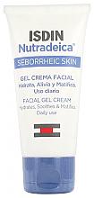 Fragrances, Perfumes, Cosmetics Face Cream - Isdin Nutradeica Facial Gel Cream