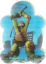 """Fragrances, Perfumes, Cosmetics Kids Bath Sponge """"Ninja Turtles"""" Leonardo 1 - Suavipiel Turtles Bath Sponge"""