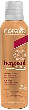 Fragrances, Perfumes, Cosmetics Body Sun Mist - Noreva Bergasol Sublim Sun Mist SPF30