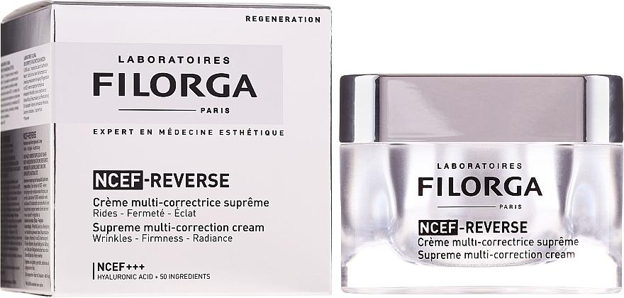Regenerating Face Cream - Filorga NCTF-Reverse Supreme Regenerating Cream