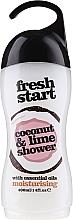 Fragrances, Perfumes, Cosmetics Shower Gel - Xpel Marketing Ltd Fresh Start Coconut & Lime Shower Gel
