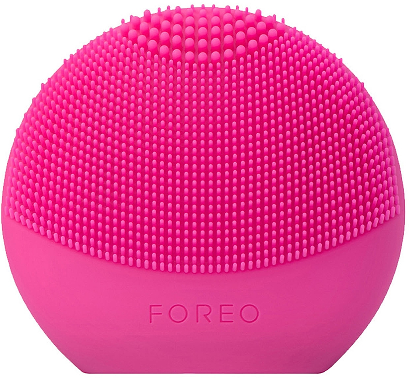 Smart Facial Cleansing Brush - Foreo Luna Fofo Smart Facial Cleansing Brush Fuchsia