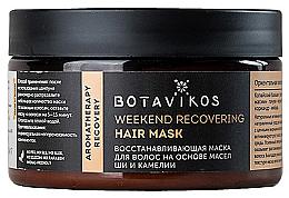 Fragrances, Perfumes, Cosmetics Repair Hair Mask - Botavikos Recovery Hair Cream-Mask