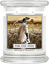 Fragrances, Perfumes, Cosmetics Scented Candle in Jar - Kringle Candle Far Far Away
