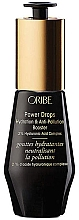 Fragrances, Perfumes, Cosmetics Highly Concentrated Moisturizing Hair Serum - Oribe Power Drops Hydration & Anti-Pollution Booster