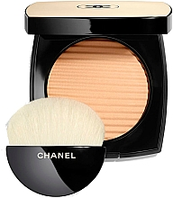 Fragrances, Perfumes, Cosmetics Light-Reflecting Powder - Chanel Les Beiges Healthy Glow Luminous Colour