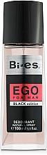 Fragrances, Perfumes, Cosmetics Bi-Es Ego Black Edition - Perfumed Deodorant Spray