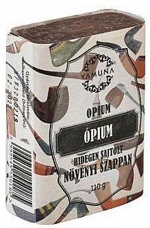 "Cold Pressed Soap ""Opium"" - Yamuna Opium Cold Pressed Soap"