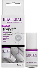 Fragrances, Perfumes, Cosmetics Strengthening Nail Serum - Biotebal Strong Nails
