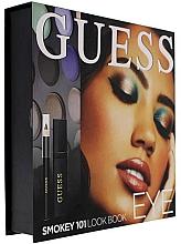 Fragrances, Perfumes, Cosmetics Set - Guess Beauty Smokey 101 Eye Lookbook (mascara/4ml + eyeliner/0.5g + 12xeye/sh/1.96g)
