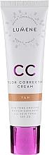 Fragrances, Perfumes, Cosmetics Foundation - Lumene CC Color Correcting Cream SPF 20