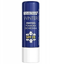 Fragrances, Perfumes, Cosmetics Regenerating Lip Balm - Novaclear Winter Lip Balm SPF25
