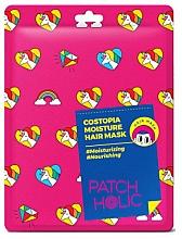 Fragrances, Perfumes, Cosmetics Hair Cap-Mask - Patch Holic Costopia Moisture Hair Mask