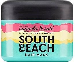 Fragrances, Perfumes, Cosmetics Nourishing Capillary Mask - Nuggela & Sulé South Beach