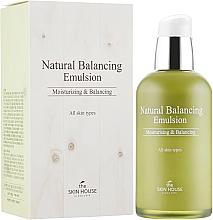 Fragrances, Perfumes, Cosmetics Skin Balancing Emulsion - The Skin House Natural Balancing Emulsion