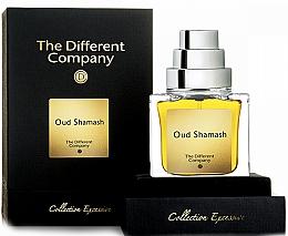 Fragrances, Perfumes, Cosmetics The Different Company Oud Shamash - Eau de Parfum