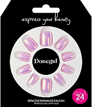 Fragrances, Perfumes, Cosmetics False Nails & Glue Set, 3052 - Donegal Express Your Beauty