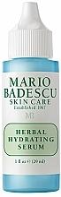 Fragrances, Perfumes, Cosmetics Moisturizing Face Serum - Mario Badescu Herbal Hydrating Serum