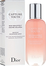 Fragrances, Perfumes, Cosmetics Enzyme Renewal Lotion - Dior Capture Youth New Skin Effect Enzyme Solution