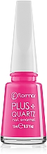 Fragrances, Perfumes, Cosmetics Nail Polish - Flormar Plus Quartz
