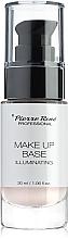 Fragrances, Perfumes, Cosmetics Illuminating Makeup Base - Pierre Rene Make Up Base Illuminating