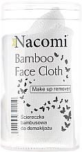 Fragrances, Perfumes, Cosmetics Bamboo Face Cloth - Nacomi Bamboo Face Cloth