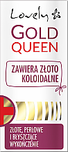Fragrances, Perfumes, Cosmetics Weak Nail Balm - Lovely Gold Queen