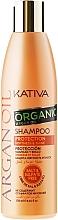 Fragrances, Perfumes, Cosmetics Moisturizing Argan Oil Shampoo - Kativa Argan Oil Shampoo