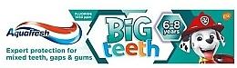 Fragrances, Perfumes, Cosmetics Toothpaste 'My Big Teeth' - Aquafresh PAW Patrol