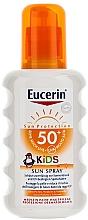Fragrances, Perfumes, Cosmetics Kids Sun Spray SPF 50+ - Eucerin Kids Sun Spray 50+