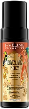 Fragrances, Perfumes, Cosmetics Self-Tanning Foam - Eveline Cosmetics Brazilian Body