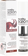 Fragrances, Perfumes, Cosmetics Hair Corrector - Venita Salon Professional Color S.O.S (Brown)