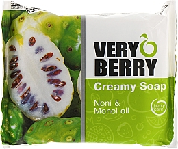Fragrances, Perfumes, Cosmetics Cream-Soap - Very Berry Noni & Monoi Oil