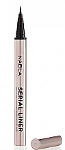 Fragrances, Perfumes, Cosmetics Kohl Eyeliner - Nabla Serial Liner