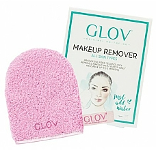 Fragrances, Perfumes, Cosmetics Makeup Remover Glove, pink - Glov On-The-Go Makeup Remover Rose