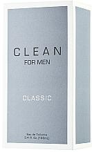 Fragrances, Perfumes, Cosmetics Clean Clean For Men Classic - Eau de Toilette