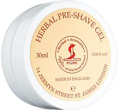 Fragrances, Perfumes, Cosmetics Shaving Gel - Taylor of Old Bond Street Herbal Pre-Shave Gel