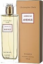 Fragrances, Perfumes, Cosmetics Christopher Dark American Avenue - Eau de Parfum