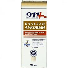 Fragrances, Perfumes, Cosmetics Anti Hair Loss & Baldness Onion Balm - 911